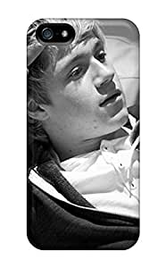 Flexible Tpu Back Case Cover For Iphone 5/5s - Niall Horan B