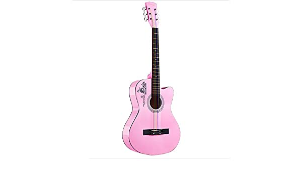 Aigliady 38 pulgadas, principiante, guitarra, adolescente ...