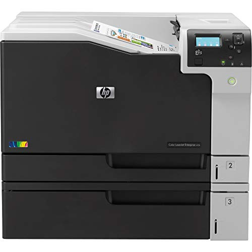 HP Color LaserJet Enterprise M750dn (D3L09A) (Renewed)