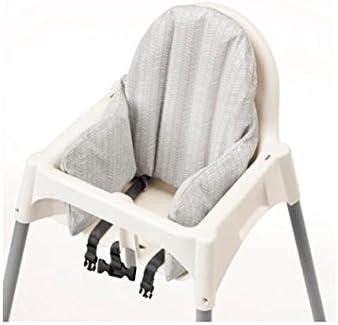 Amazon.com: IKEA klammig apoyo funda de almohada y gris ...