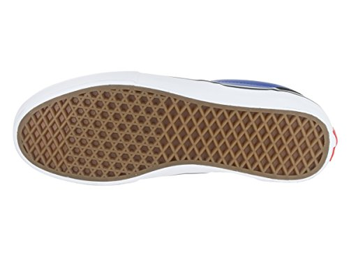 Vans - Zapatillas de skateboarding para hombre Bk/TrBl