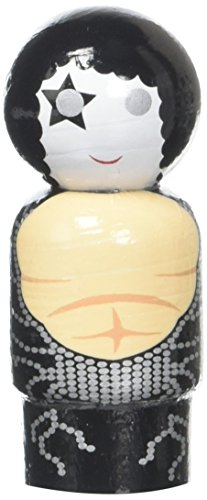 (Bif Bang Pow! KISS Destroyer The Starchild Pin Mate Wooden Figure)