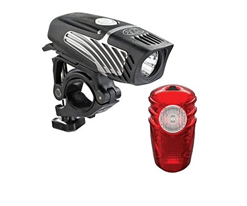 Cheap NiteRider Lumina Micro LED 220 Combo With Solas USB Rechargeable Bike Lights