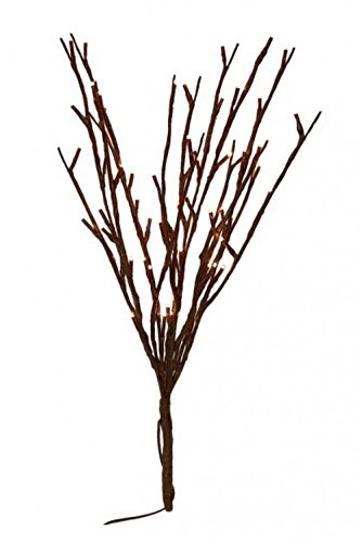 Outdoor Lighted Willow Tree - 5