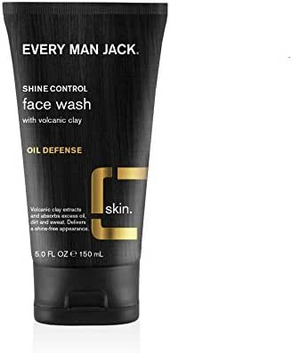 Facial Cleanser: Every Man Jack Shine Control Face Wash