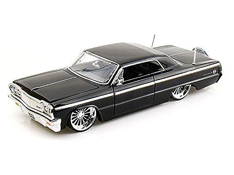 1964 Chevy Impala 1/24 Black