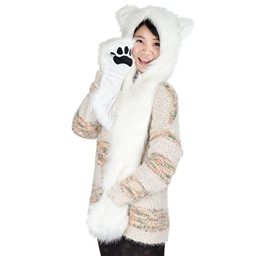 Polar Bear Scarf - 8