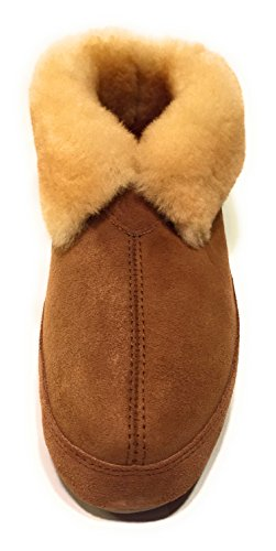 Qwaruba Fireside Men's Men's Qwaruba Sheepskin Slipper Fireside 8gRwBP