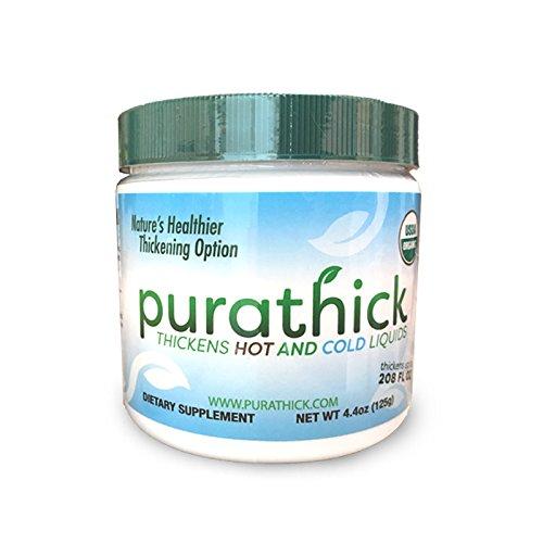 USDA ORGANIC PURATHICK 125g - Thickener Nectar