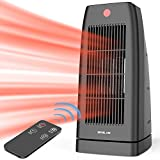 Best Optimus Energy Saving Heaters - 1500W Oscillating Ceramic Tower Heater with Remote Control Review