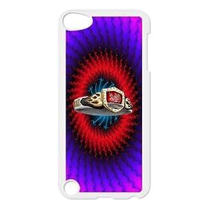 Ipod Touch 5 Phone Case International Raw WWE W Designed J58622