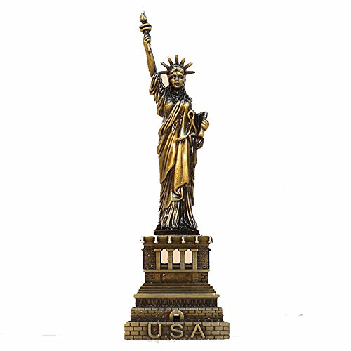 Statue of Liberty 18cm(7inch) Collectible Figure Statue Gifts and Souvenir Figurines