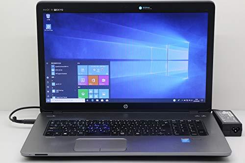 超高品質で人気の 【中古】 hp 470 ProBook 470 i3 G2 Core i3 M255 4030U 1.9GHz/4GB/256GB(SSD)/DVD/17.3W/WXGA++(1600x900)/Win10/Radeon R5 M255 B07QJ1VWH9, エリートスクリーン:1d2299ec --- arianechie.dominiotemporario.com