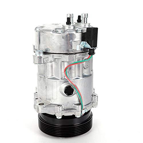 Aire Acondicionado Compresor Aire Acondicionado para 1997-2005 V W G OLF/Variante 1J 1J0820803: Amazon.es: Coche y moto