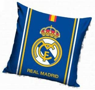 /Única Multicolor Real Madrid Coj/ín 40x40cm