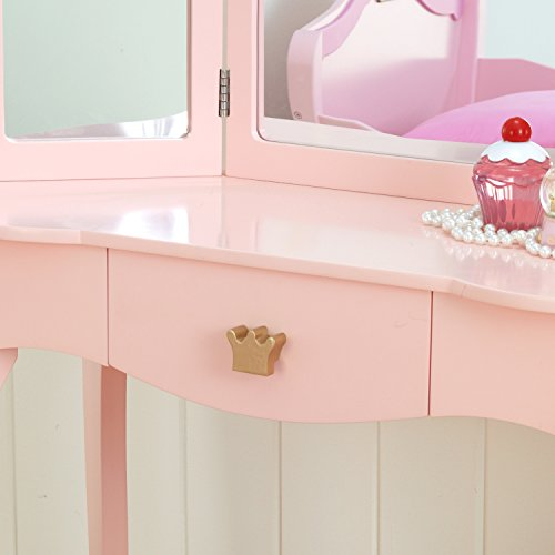 Kidkraft Princess Table Amp Stool Buy Online In Uae Toy