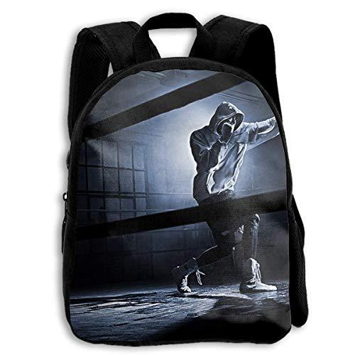 (DKFDS Backpacks School Season Kids Backpack Travel Gear Daypack,Child Boxing Shoulder Bag)