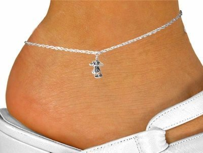 Dancing Couple & Anklet by Lonestar Jewelry