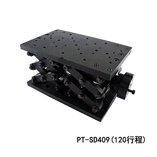 with 10 Holes for Measuring Devices Manual Trimming Platform 4090mm Sliding Stage