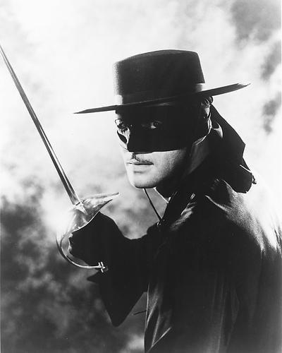 Guy Williams Zorro classic Disney TV Series 11x14 Promotional Photograph (Promotional Classic Series)
