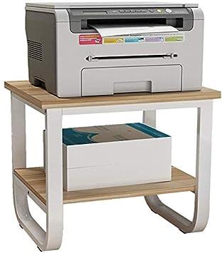 AGWa Estantería de oficina impresora de almacenamiento de ...