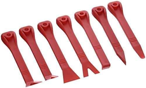 (CTA Tools 5170 Plastic Pry Bar Set, 7-Piece)