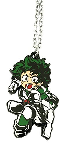 Outlander Brand My Hero Academia Cosplay Premium Quality 18'' Pendant Necklace w/Gift Box by Outlander Brand