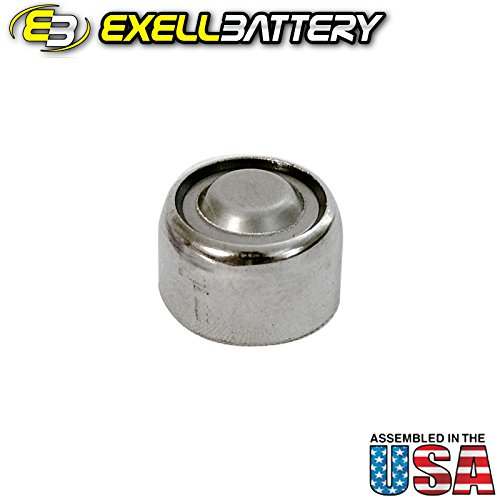 Exell Battery A640PX 1.5-Volt Alkaline Battery (White)