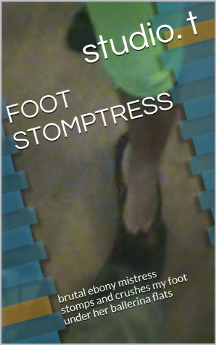 Ebony Domina Foot Fetish