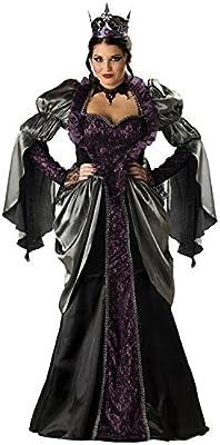 LLY Reina de Halloween Fiesta de Disfraces Drag Queen Trajes del ...