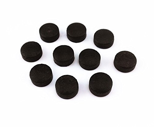 - HONBAY 10pcs 13mm Pool Billiard Cue Stick Tips