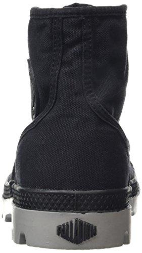 PalladiumPampa Hi - botas Desert de caña media forradas Hombre Negro (Black/Wild Dove)