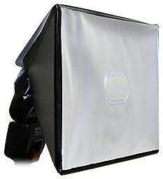 Opteka SB-20 XL Universal Studio Soft Box Flash Diffuser for External Flash Units (14\