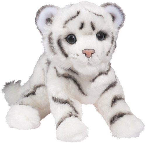 Douglas Silky White Tiger Cub -