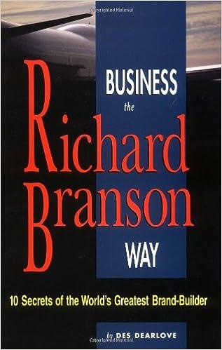 8cfc51fc93c7 Business the Richard Branson Way  10 Secrets of the World s Greatest ...