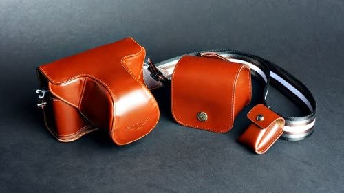 Handmade Genunie real Leather Full Camera Case and other 4 accessories for FUJIFILM X-Pro1