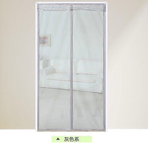 rugai-ue Mosquito magnético Invisible puerta ventana verano mosquitera cortina suave mosquitera magnética suave protector de puerta cortina: Amazon.es: Bricolaje y herramientas
