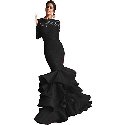 issa black dress - 2