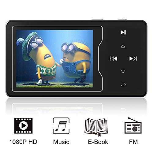 RUIZU D08 MP3/MP4 Video Player