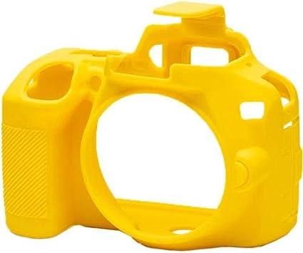 Easycover Case For Nikon D3500 Yellow Kamera