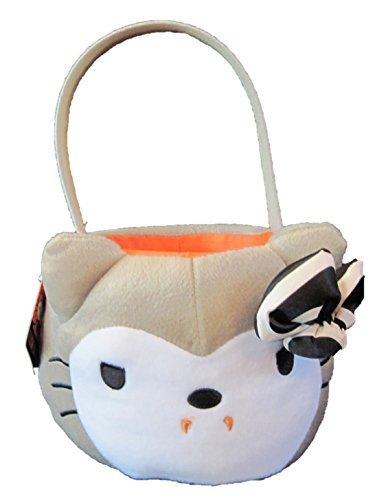 Hello Kitty Vampire Halloween Basket / Bucket by Unknown