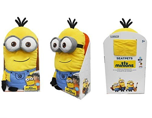 Seat Pets Minions Car Seat Toy - Kevin