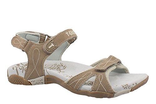 T-Shoes Women's Low Beige - Beige oKvW7QN
