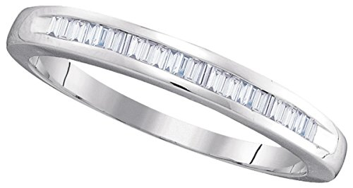 Jewels By Lux 14kt White Gold