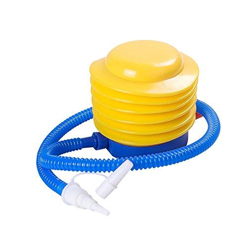 Ezyoutdoor 10CM Inflatable Toy Foot Pump Inflator For Air Balloon Yoga Ball Swimming Raft Fish Tank Mattress