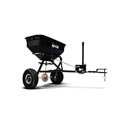 Agri-Faborporated 45-0215 Tow-Behind Spreader, 100-Lb. Capacity