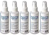 LifeSpan 100% Silicone Treadmill Belt Lubricant (5-(Pack))