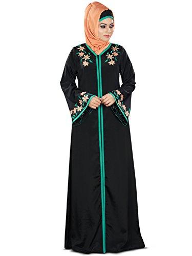 Graceful MyBatua Abaya offen Frauen Online vorne a5xqw45P