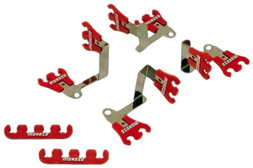 Moroso 72168 Show Wire Loom Kit Red