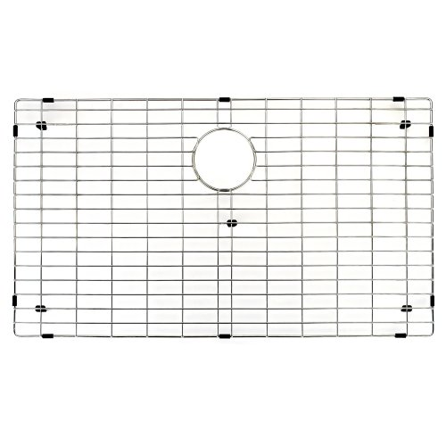 VIGO Stainless Steel Bottom Grid, 30.75-in. x 17.75-in.